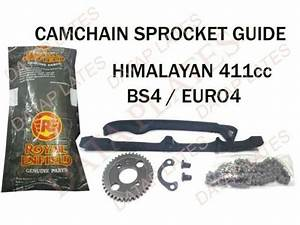 Royal Enfield Himalayan 411cc Camchain Sprocket Guide