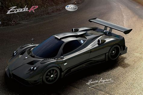 old pagani officially official pagani zonda r autoevolution