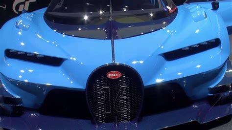 But there's no question that the bugatti chiron is one. Bugatti Chiron Vision Gran Turismo + original Motorsound ...