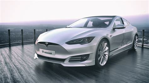 Tesla Model S News by New Tesla Model S Refresh Fascia Upgrade From Unplugged