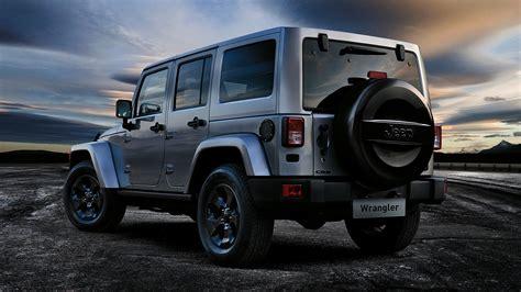 Jeep Wrangler Unlimited Black Edition Ii 4k Ultra Hd