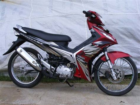 Modif Motor Smash 2004 by My Mobile Suzuki Smash 2004 Modif Mx 2008
