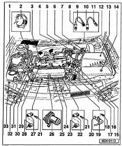 Where Is The Crankshaft Sensor Located On 2002 Volkswagen