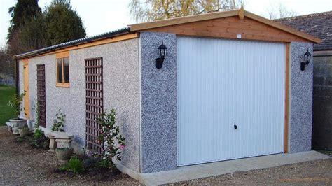 Concrete Garages And Sheds Direct From The Manufacturer