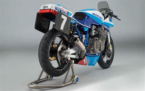 Classic Suzuki by Suzuki Gsx 1100 Katana Vom Team Classic Suzuki