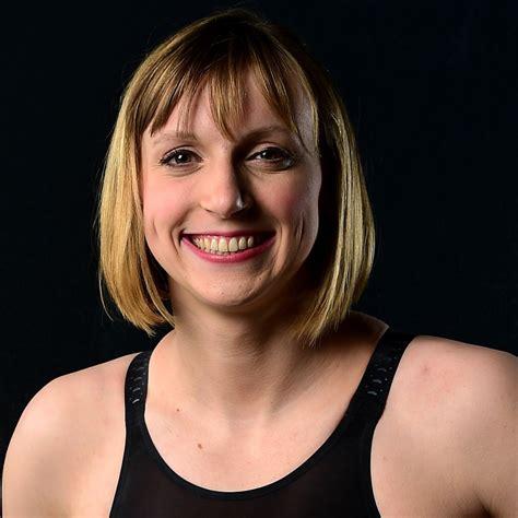 katie ledecky swimmer biography
