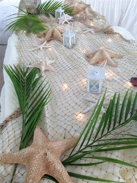beach party decor ideas  pinterest summer