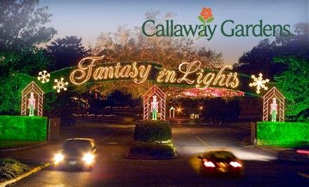 In Lights Callaway Gardens by Up To 52 In Lights Tickets Callaway Gardens