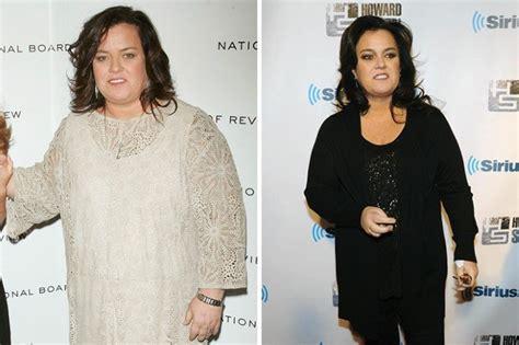 celebrities  phenomenal weight loss transformation