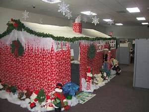 fice Cubicles Holiday Decor Ideas Paperblog