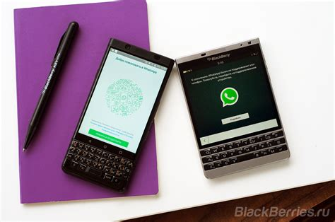 whatsapp для blackberry blackberry passport