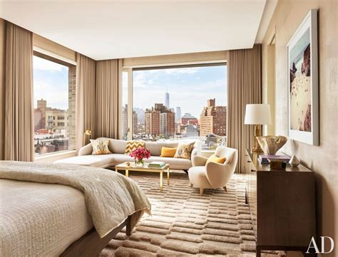 at home decor bedroom by dufner heighes in new york ny 20 luxurious 10128 | 5a1d0a3975402233b078a699bf83ddb5