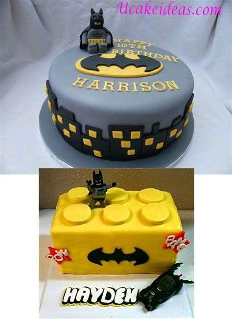 batman cakes images  pinterest batman party