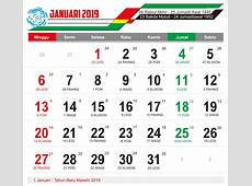 Kalender 2019 Gambar With Download Master Tahun Lengkap