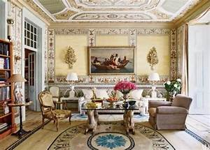 10 Living Room Ideas From The Homes Of Top Designers