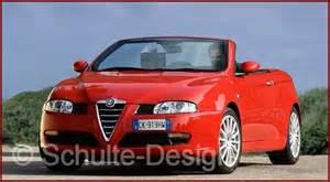 Cabriolet 4 Places Pas Cher : alfa romeo gt cabrio celle qu 39 on a pas eu blog automobile ~ Gottalentnigeria.com Avis de Voitures