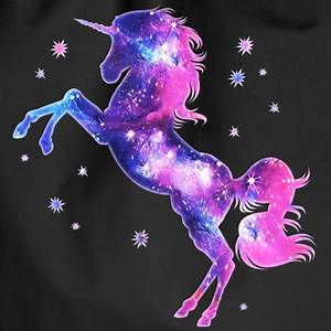 Sac Magique licorne, unicorn, magie, space, galaxy Spreadshirt