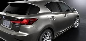 Lexus Ct 200h : 2018 lexus ct 200h receives minor facelift dubai abu dhabi uae ~ Medecine-chirurgie-esthetiques.com Avis de Voitures