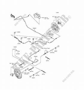 Kawasaki Mule Rear Axle Diagram  Kawasaki  Wiring Diagrams
