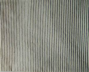 Classic Vintage Striped French Ticking Tablecloth or