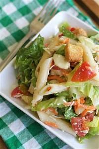 Italian Chicken Pasta Salad Joyful Momma39s Kitchen