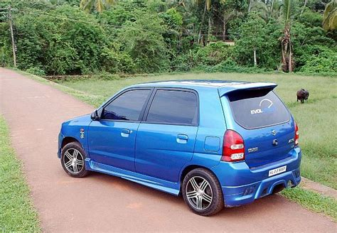 Suzuki Alto Tuning by View Of Suzuki Alto Photos Features And Tuning Of