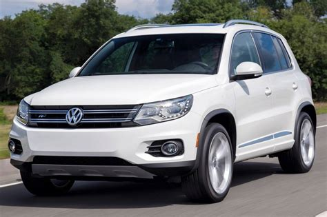 volkswagen suv 2014 used 2014 volkswagen tiguan for sale pricing features