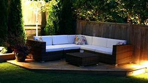 Outdoor sectional sofa lowes outdoor decorations for Outdoor sectional sofa lowes