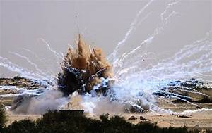 Israel Says It Will Stop Using White Phosphorous