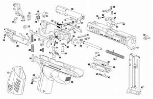 Ruger Sr22 Exploded View