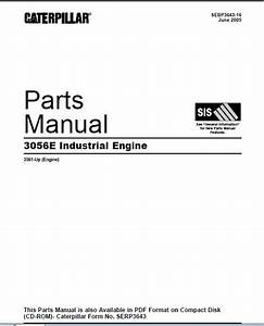 Free Automotive Manuals  Cat 3056e Industrial Engine Parts