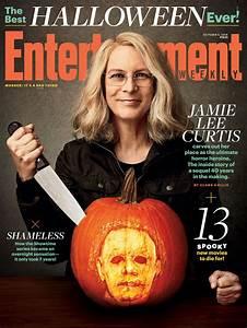 Jamie, Lee, Curtis, Is, The, Ultimate, Horror, Heroine, On, Ew, U2019s, Halloween, Cover