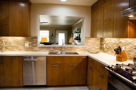 how to make a kitchen backsplash kitchen remodel by baton contractor 8735