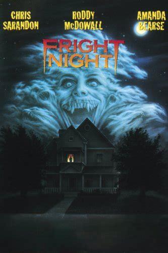 amazoncom fright night chris sarandon william ragsdale