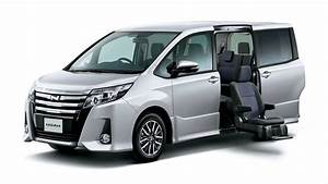 2018 Toyota Noah Facelift