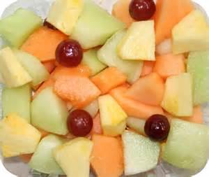 Fresh Fruit Cups