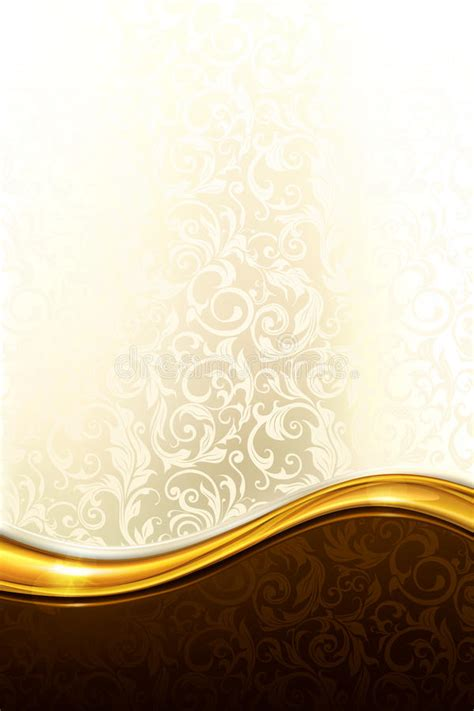 luxury background stock vector illustration  retro