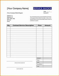 contractor invoice templates best free home design With general contractor invoice template