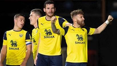 Oxford United Accrington Stanley Midweek Fixture Luke