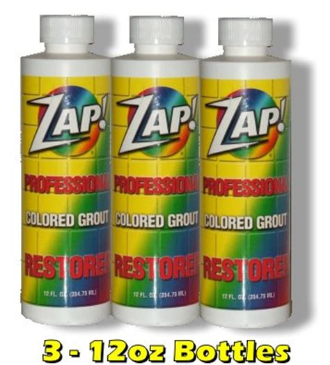 zap tile cleaner work how to clean colored grout clean colored grout adf