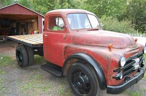1952 Dodge B3f Stakebody Truck For Sale