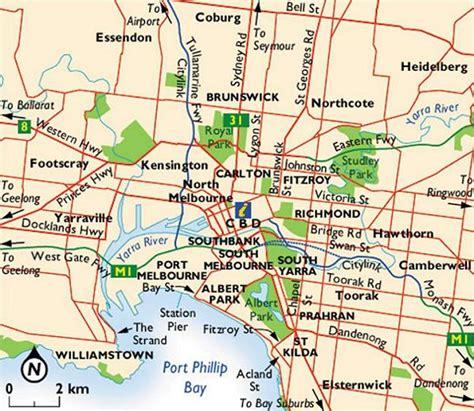 map  melbourne melbourne maps mapsofnet