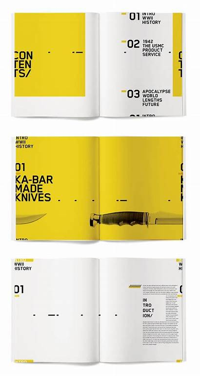 Behance Series Layout Graphic Editorial Layouts Magazine