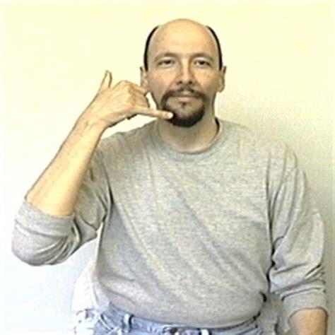 call american sign language asl