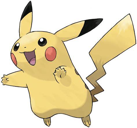 Pikachu Pokédex Stats Moves Evolution And Locations