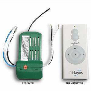 Convert Hunter Remote Control Ceiling Fan To Manual