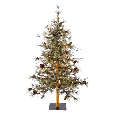 vickerman 22438 7 dakota alpine 200 clear lights