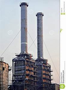 Thermal Power Station Royalty Free Stock Photos - Image ...