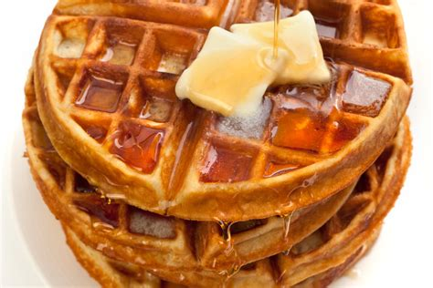 easy waffles recipe chowhound