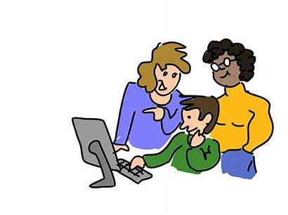 Working Together Clipart Three Vector Domain